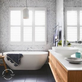 Inspiring Bathrooms With Stunning Details 37