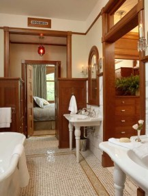 Inspiring Bathrooms With Stunning Details 46