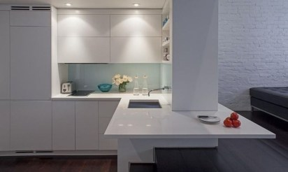 Minimalist Micro Apartment With A Hint Of Color 02