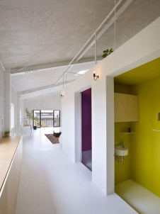 Minimalist Micro Apartment With A Hint Of Color 03
