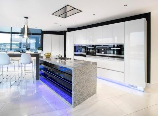 Simple Steps To Create The Ultra Modern Kitchens 29