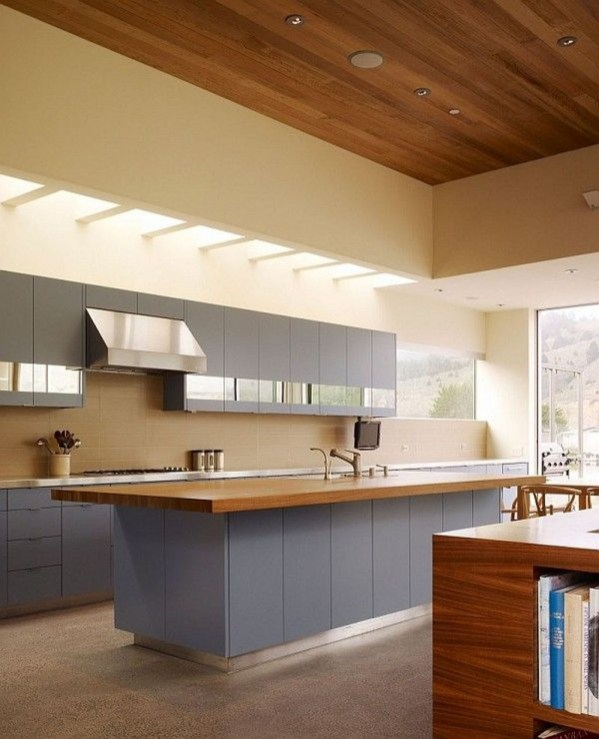 Simple Steps To Create The Ultra Modern Kitchens 42