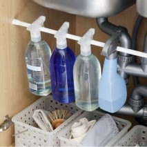 Smart Space Saving Solutions And Storage Ideas 32