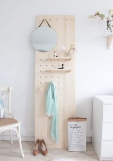 Smart Ways To Organize Your Home With Pegboards 11