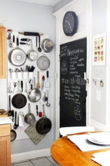Smart Ways To Organize Your Home With Pegboards 12
