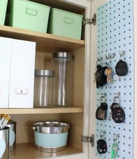 Smart Ways To Organize Your Home With Pegboards 29