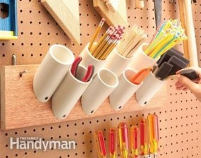 Smart Ways To Organize Your Home With Pegboards 41