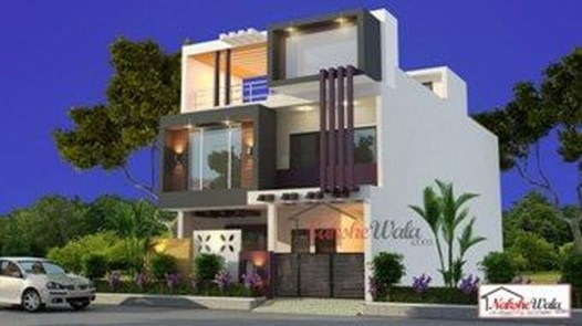 Spectacular Designs Of Minimalist Two Storey House 04