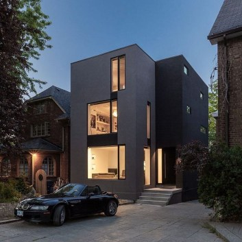 Spectacular Designs Of Minimalist Two Storey House 05