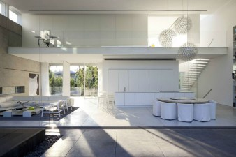 Spectacular Designs Of Minimalist Two Storey House 18