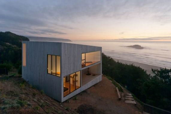 Spectacular Designs Of Minimalist Two Storey House 25