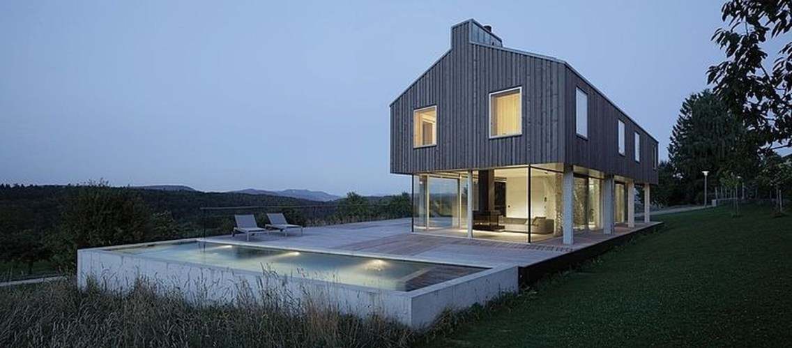 Spectacular Designs Of Minimalist Two Storey House 40