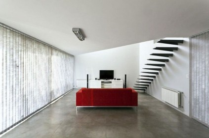 Spectacular Designs Of Minimalist Two Storey House 44