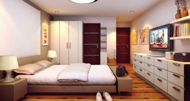 Ways Make Your Bedroom Clutter Free And Way More Chill 34