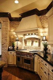 Beautiful Kitchen Designs With A Touch Of Wood 23