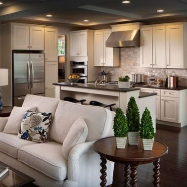 Beautiful Kitchen Designs With A Touch Of Wood 38
