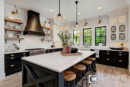 Beautiful Kitchen Designs With A Touch Of Wood 44