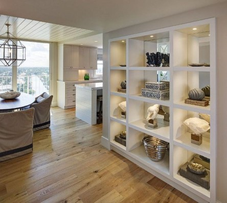 Beautiful Open Kitchens With Unique Partitions And Room Dividers 27