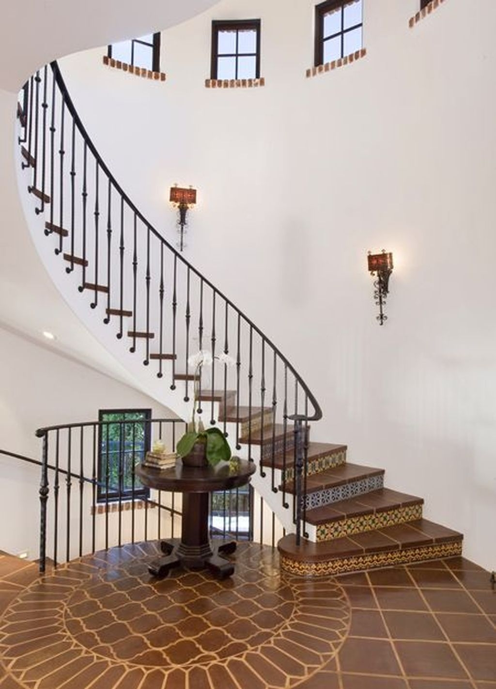 Beautiful Tiled Stairs Designs For Your House 05