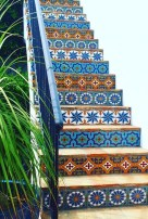 Beautiful Tiled Stairs Designs For Your House 14