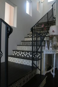 Beautiful Tiled Stairs Designs For Your House 31