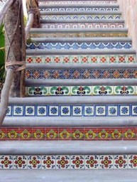Beautiful Tiled Stairs Designs For Your House 37
