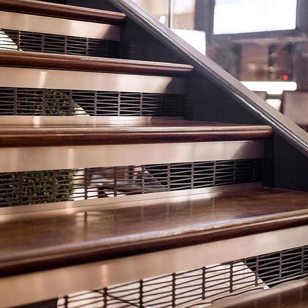 Beautiful Tiled Stairs Designs For Your House 40