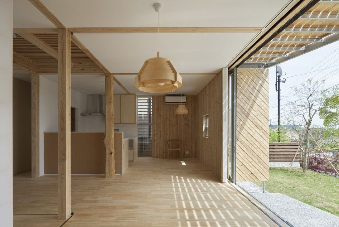 20 Charming And Minimalist Wooden House Trendecors