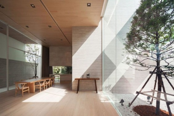 Comfortable Houses Designed For Small Families 13