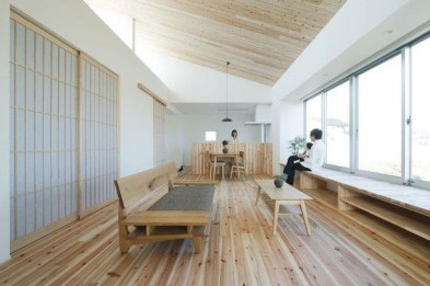 Functional Japanese House For Small Family 02