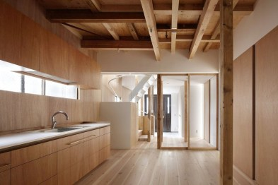 Functional Japanese House For Small Family 03