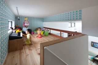 Functional Japanese House For Small Family 04
