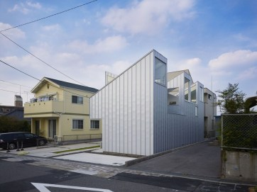 Functional Japanese House For Small Family 17