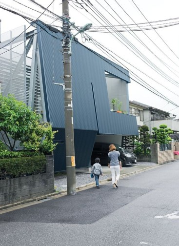 Functional Japanese House For Small Family 21