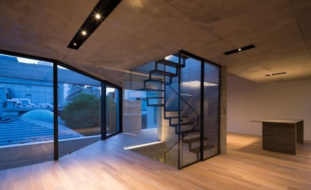 Functional Japanese House For Small Family 28