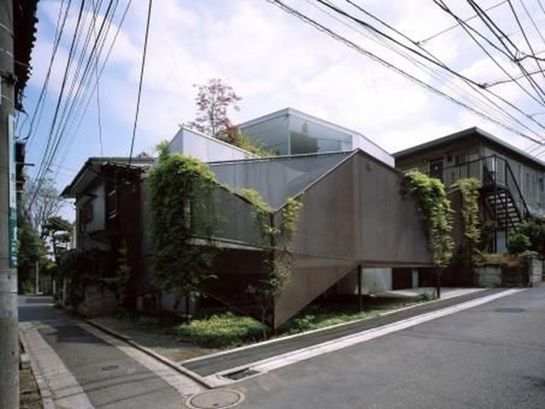 Functional Japanese House For Small Family 33