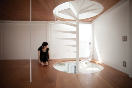 Functional Japanese House For Small Family 39
