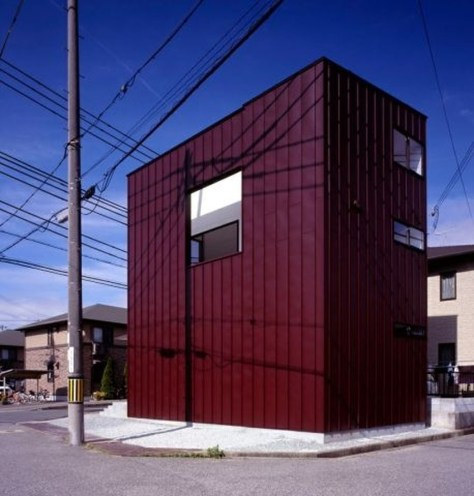 Functional Japanese House For Small Family 50