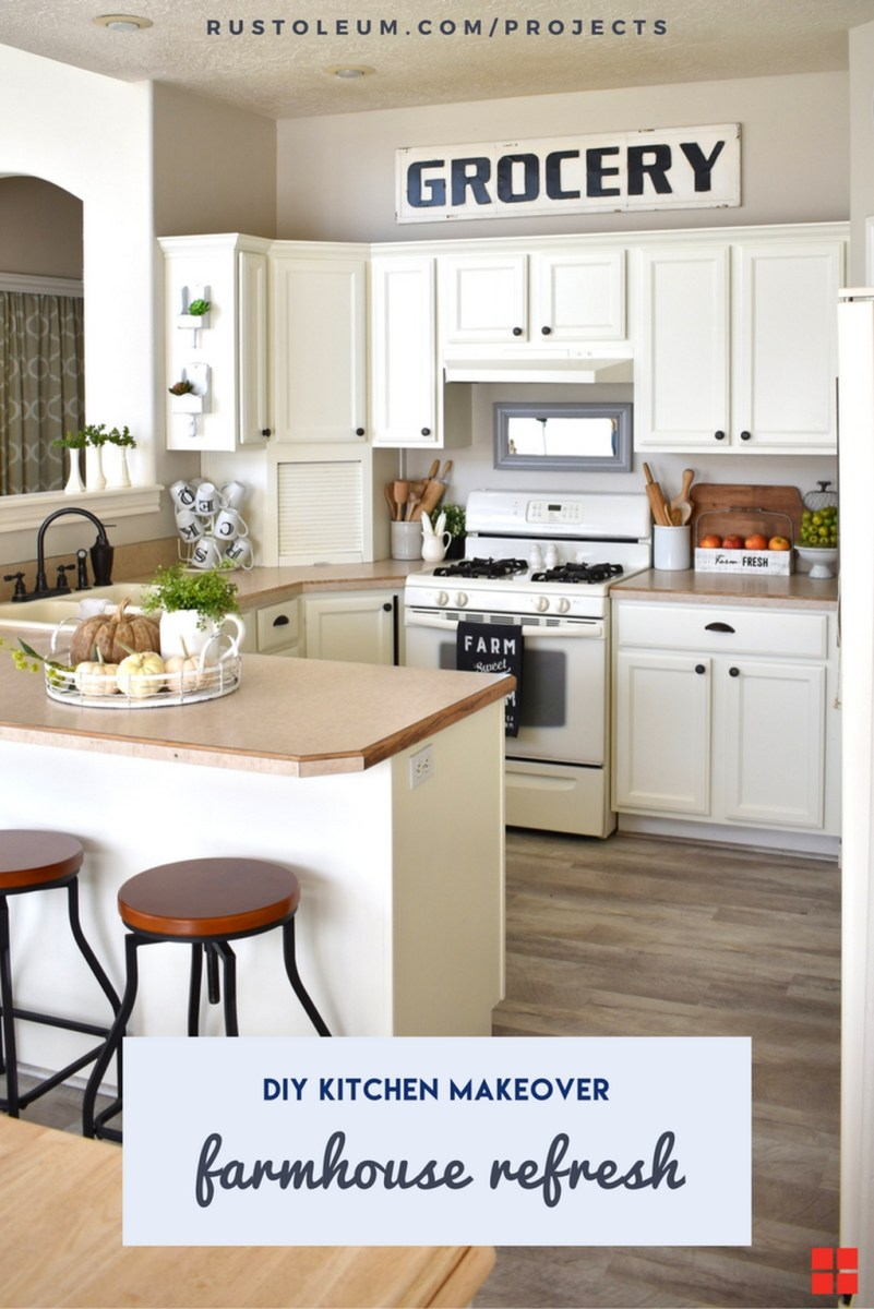 How To Renew Your Kitchen On A Budget 24
