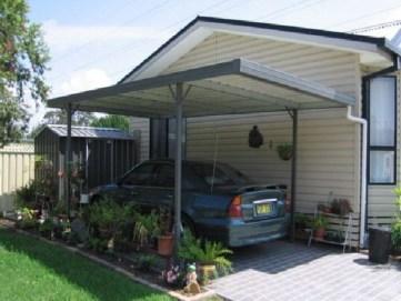 Inspirations For Minimalist Carport Design 28