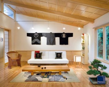 Japanese Inspired Living Rooms With Minimalist Charm 45