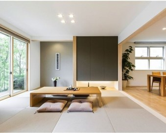 Japanese Inspired Living Rooms With Minimalist Charm 50