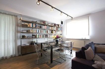 Minimalist Industrial Apartment 10
