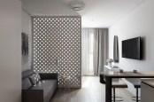 Minimalist Industrial Apartment 23