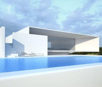Modern Minimalist House That Full Of Surprises 40