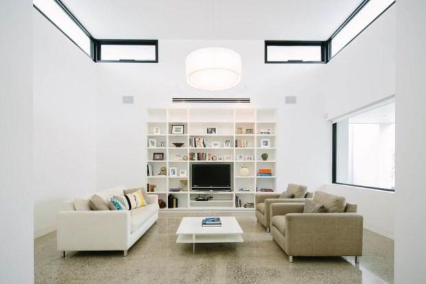 Modern Minimalist House That Full Of Surprises 45
