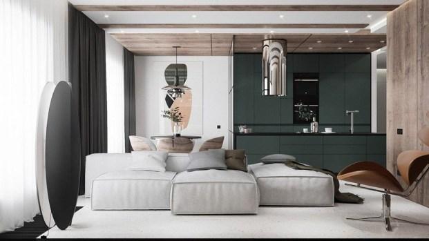 Modern Minimalist House That Full Of Surprises 46