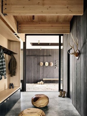The Wood Interior In This Split Level House In South Jakarta Is Fantastic 27