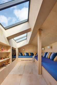 The Wood Interior In This Split Level House In South Jakarta Is Fantastic 37