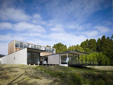 This Japanese House Looks Peculiar But Beautiful 02